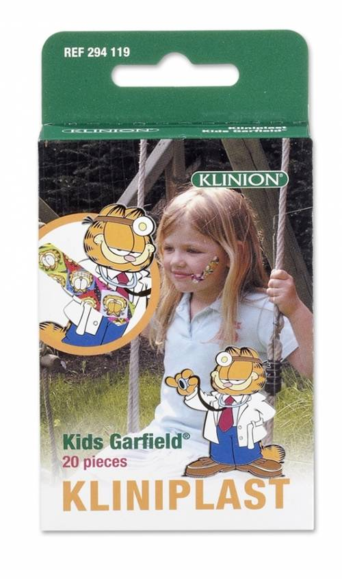 Klinion Kliniplast Kids pleisters